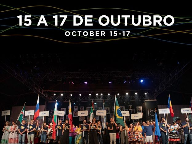 Festival Internacional de Folclore de Nova Prata confirma datas